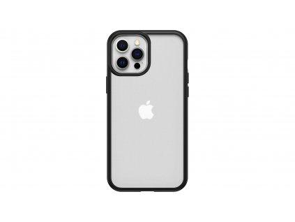 Průhledný kryt s barevným okrajem - iPhone 13 Pro Max - Různé barvy