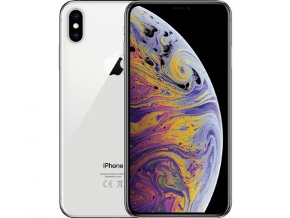 iPhone Xs Max - 512GB - Silver