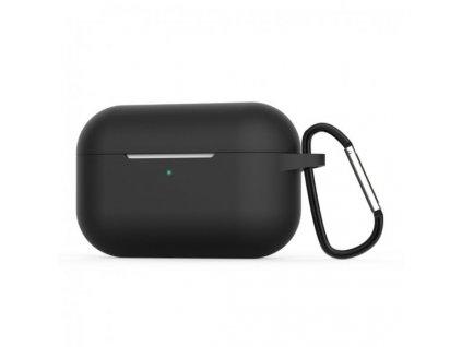 iphonelab silikonove pouzdro airpods pro cerne