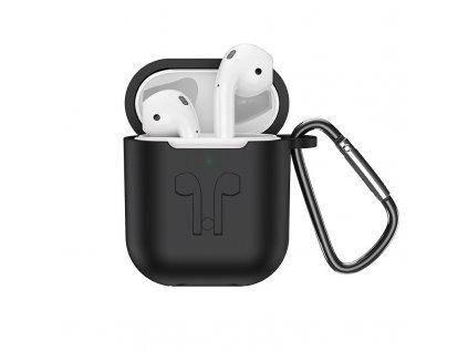 AirPods Hoco - Bezdrátová sluchátka pro iPhone ES32 Plus (S černým pouzdrem)