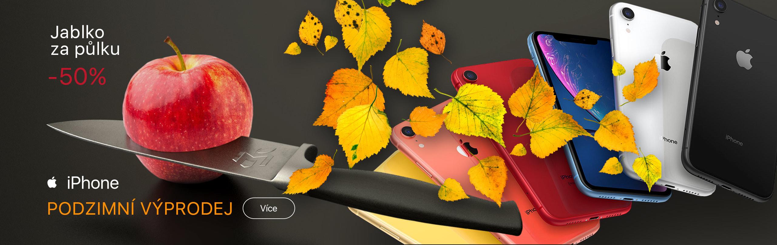 Podzimní výprodej