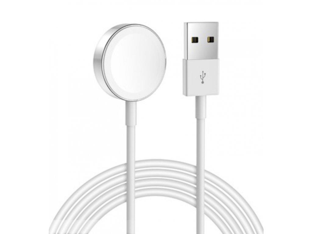 Bezdrátová nabíječka HOCO pro Apple iWatch - CW16 bílá