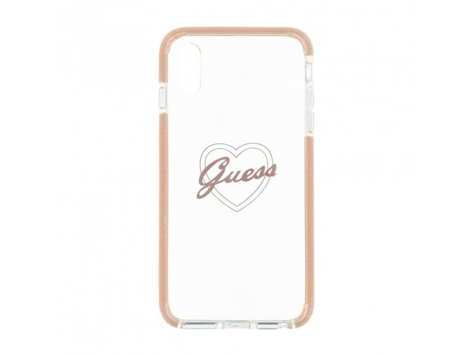 Guess ShockProof pink min X min