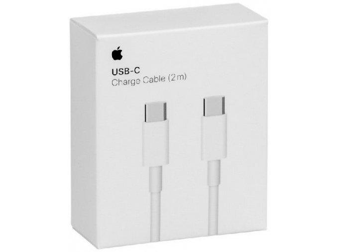 USB-C / USB-C MLL82ZM/A nabíjecí kabel (2m)