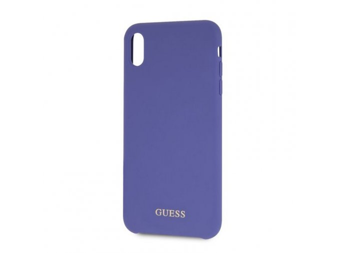 Guess XR silicone purple min