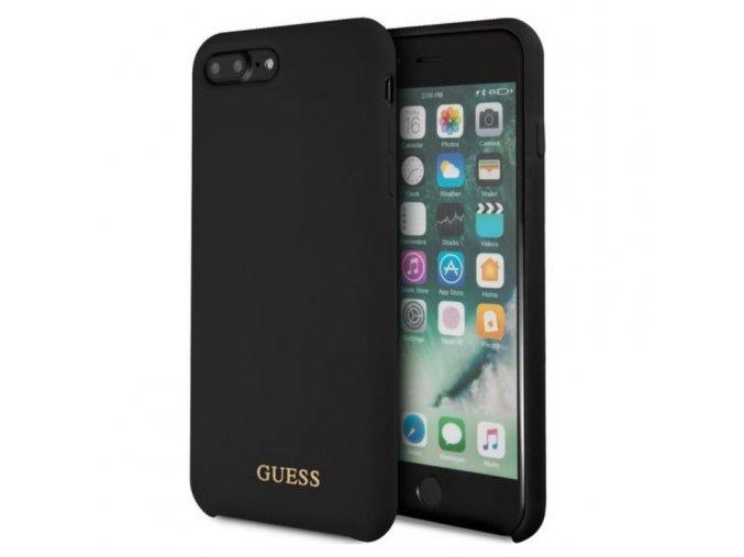 Guess Xs max silicone black min