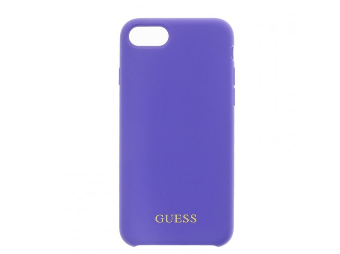 Guess 7 8 silicone purple
