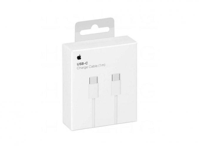 USB-C / USB-C MUF72ZM/A nabíjecí kabel (1m)
