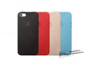 Leather elegantní kryt pro iPhone 5 ,5s ,se