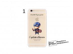 Heroes image kryt pro iPhone 6,6s