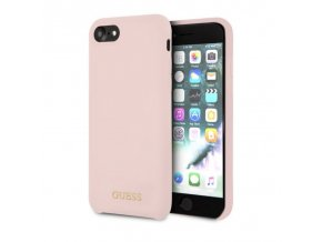 Guess i8 silicone pink min