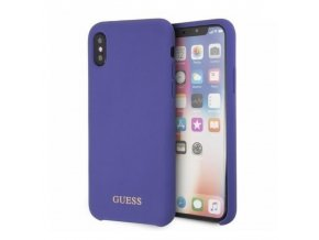 Guess iX silicone purple min