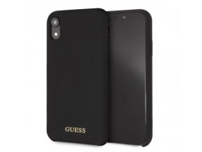 Guess XR silicone black min