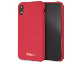 Guess XR silicone red1 min