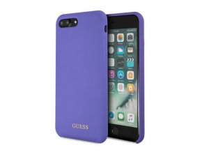 guess i7 8Plus silicone purple