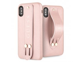 Guess strap iphone Xs rose1 min
