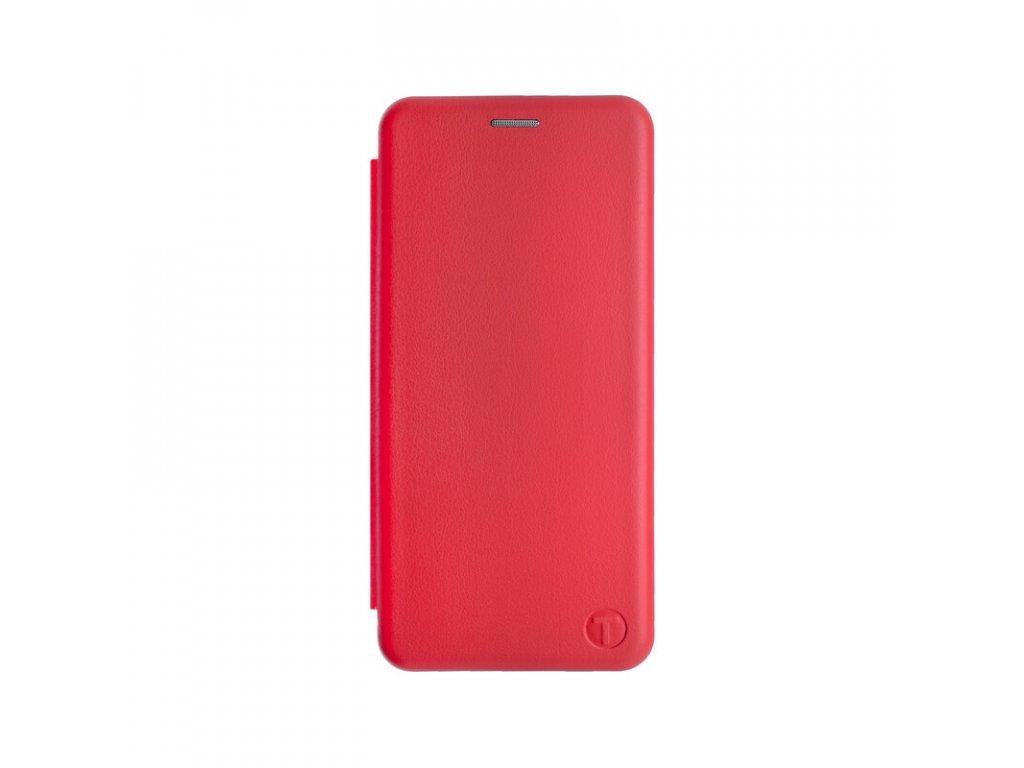 44659 1 mobilnet knizkove puzdro iphone 13 cervena lichi