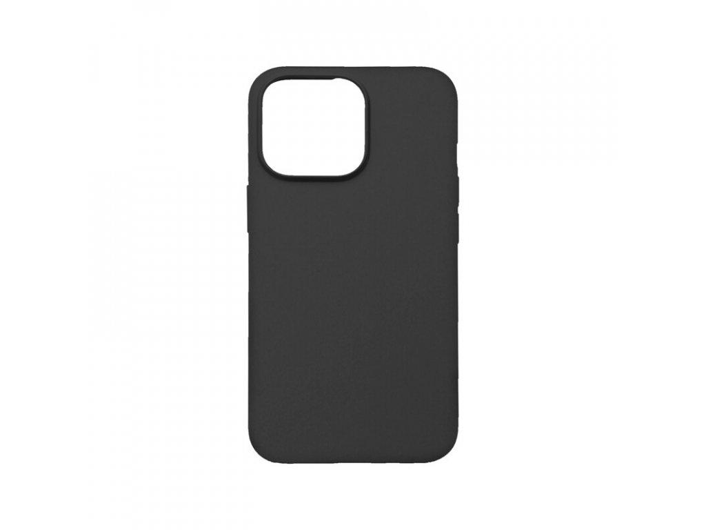 47131 1 mobilnet silikonove puzdro iphone 13 pro cierne pudding