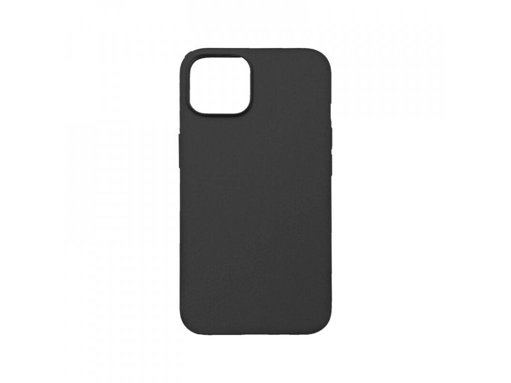 50068 mobilnet silikonove puzdro iphone 13 cierne pudding
