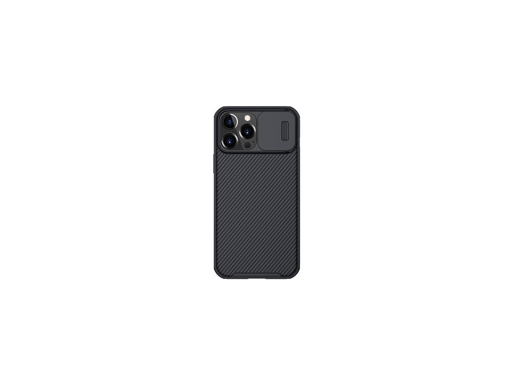 49834 nillkin camshield pro magnetic zadni kryt pro iphone 13 pro max black