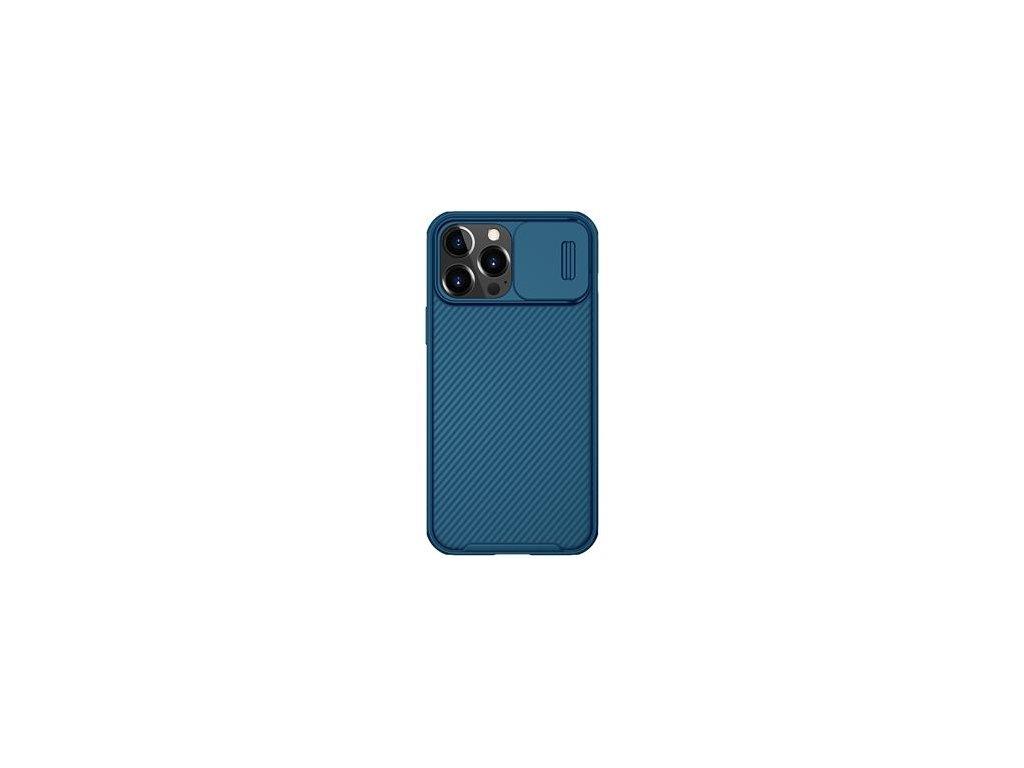 49837 nillkin camshield pro magnetic zadni kryt pro iphone 13 pro max blue