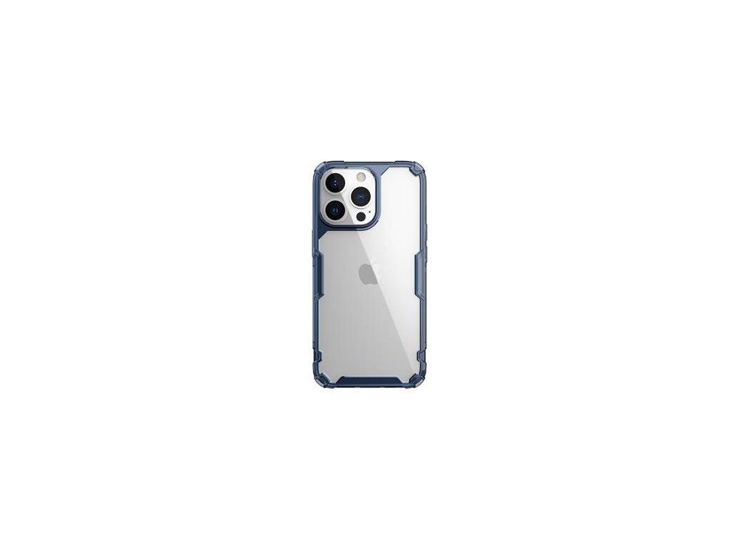50443 nillkin nature tpu pro kryt pro iphone 13 pro max blue