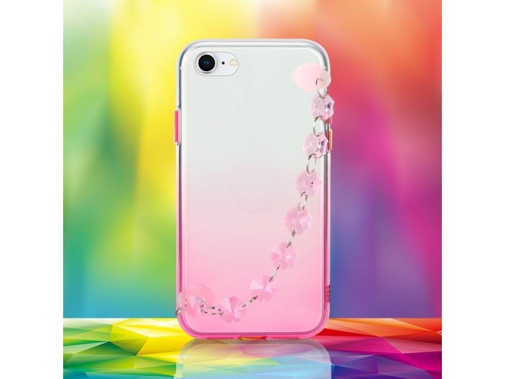 Silikónové púzdro Bracelet iPhone 11