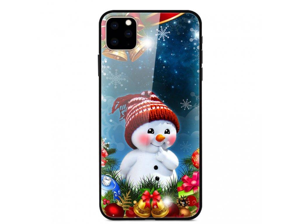 Vianočné púzdro na iPhone 11