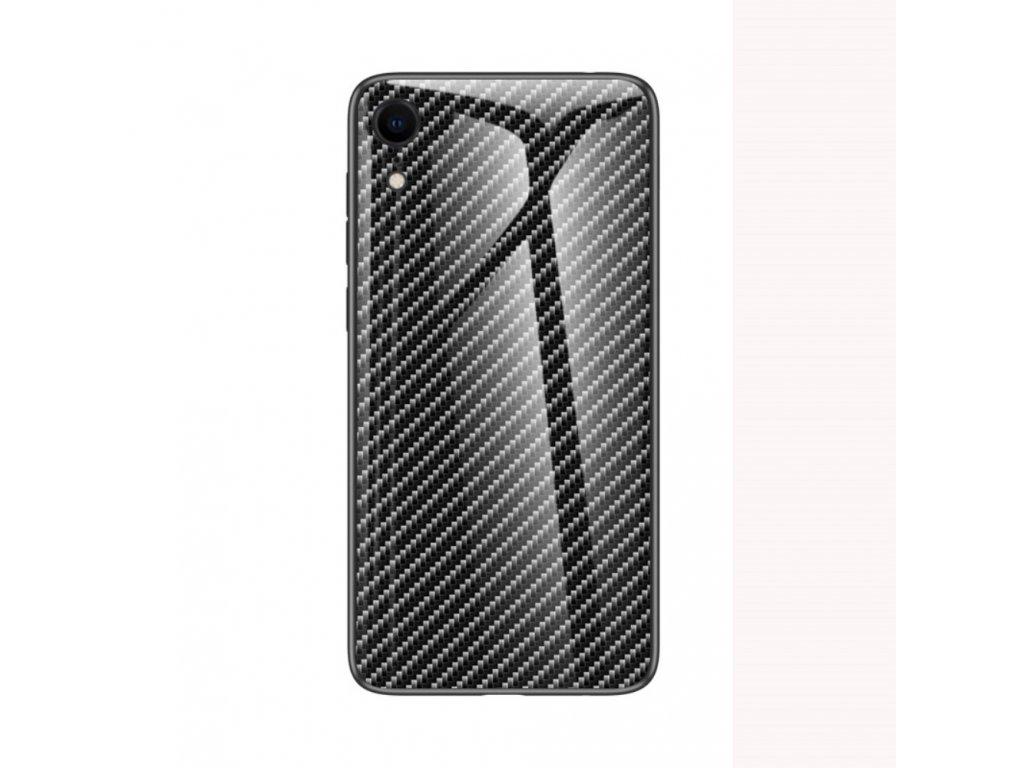Púzdro Carbon Glass iPhone 11 Pro Max