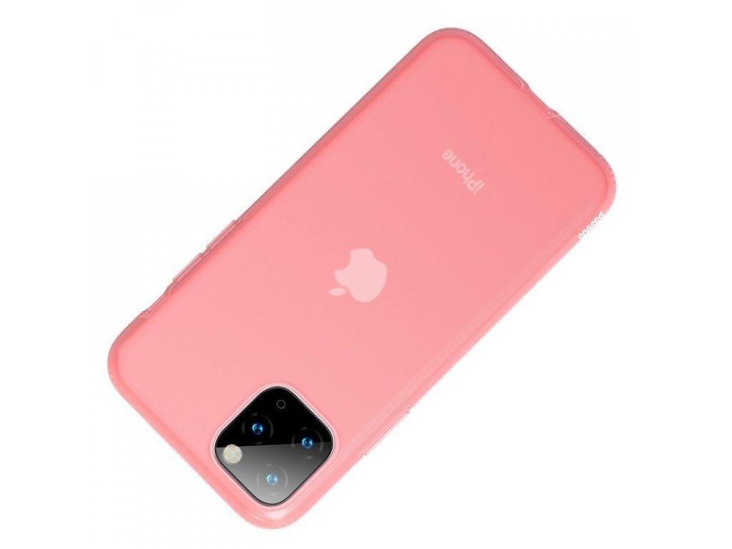 Baseus Liquid Silica Gel púzdro pre iPhone 11 Pro