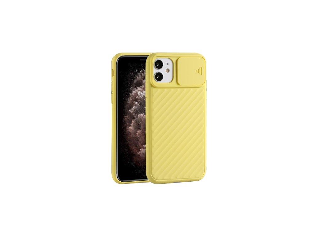 Silikónové púzdro CamCover iPhone 11 Pro