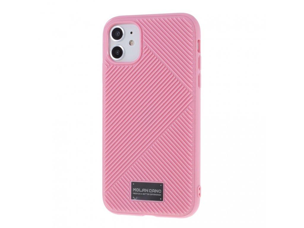 Púzdro Molan Cano Bumper Eco Series iPhone 11 (Farba Čierna)