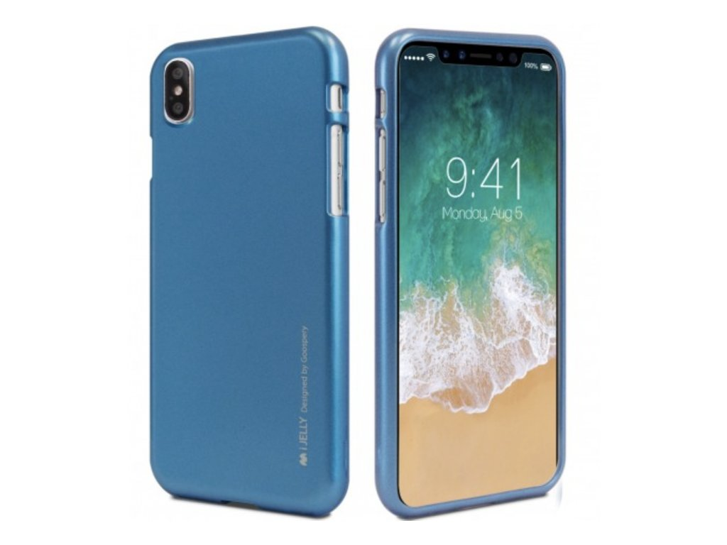 Mercury iJelly Metal Case pre iPhone X/XS