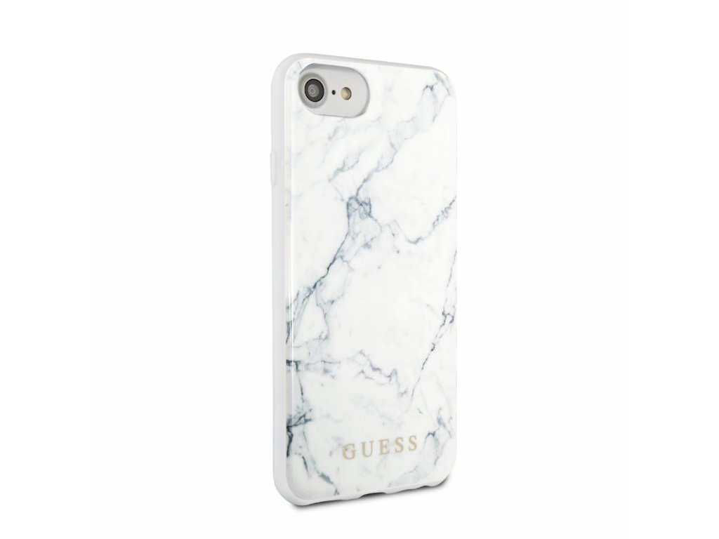 Guess Marble Kryt pre iPhone 6/7/8/SE2020