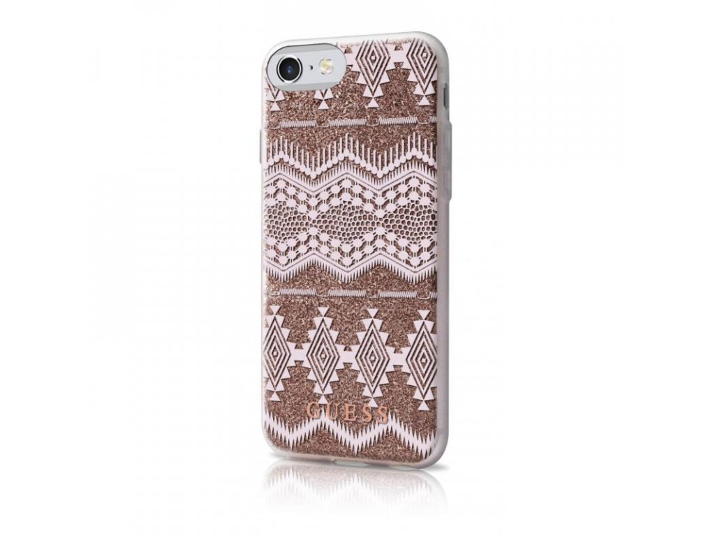 coque tribale taupe guess iphone 7