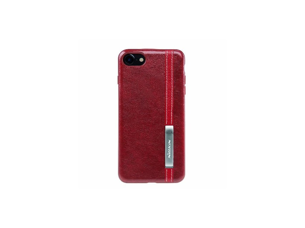 Phenom Protective Soft Shell Leather Back Case For Apple iPhone 7 Red 6842892