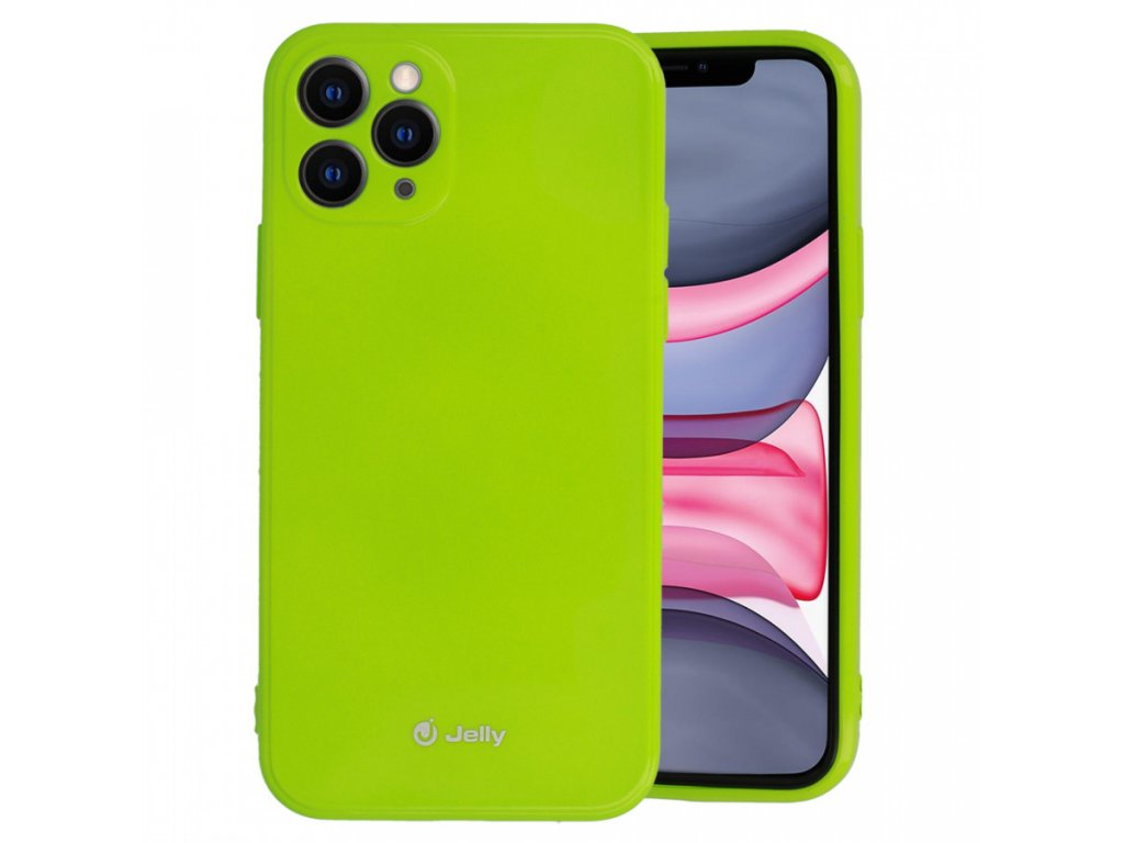 jelly case iphone 11 lemitkovy