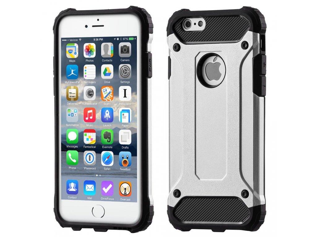 Armor púzdro iPhone 6/6S plus sivé