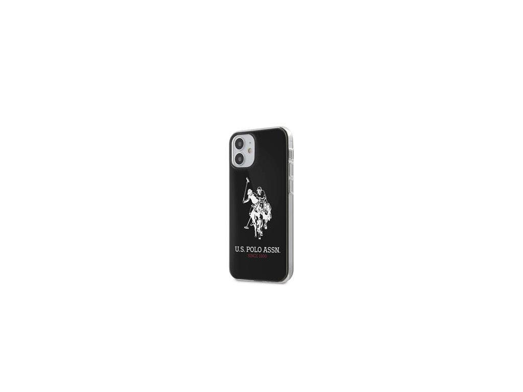 29563 ushcp12stpuhrbk u s polo pc tpu big horse kryt pro iphone 12 mini 5 4 black