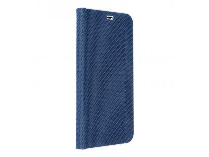 Knižkové púzdro Carbon iPhone 11 Pro Max