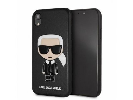 Karl Lagerfeld Hard Case Iconic Karl iPhon XR