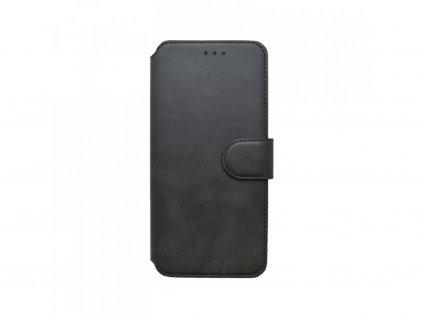 Iphone 12 / Iphone 12 Pro čierna bočná knižka, 2020