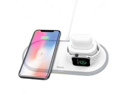 hoco cw21 3in1 wireless charger