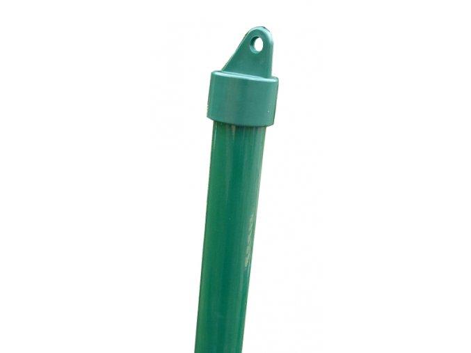 Vzpěra poplastovaná - PVC, výška 250 cm, 38 mm průměr  Výprodej