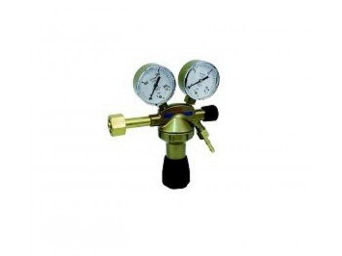 Lahvový redukční ventil ARGON DIN + ARC N2