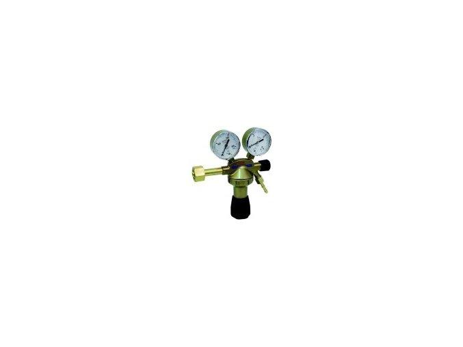 Lahvový redukční ventil Kyslík DIN+OX3 (200 bar)