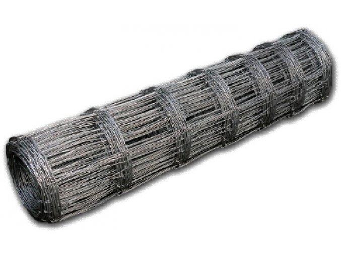 Lesnické uzlové pletivo, výška 150 cm, 1,6/2,0 mm, 14 drátů