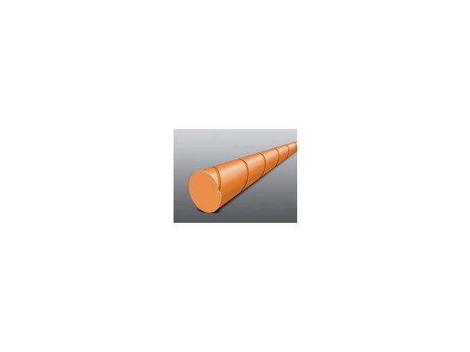 STIHL Struna kulatá žací tichá 2,4 x 83 m