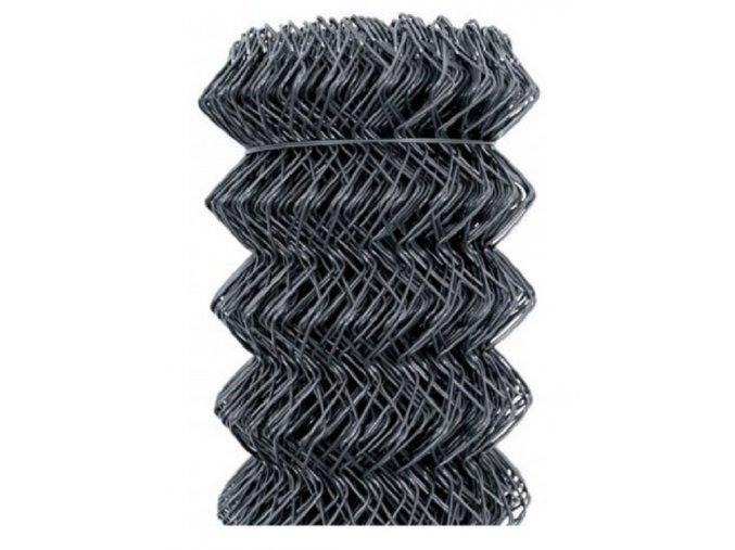 Pletivo poplastované výška 160 cm bez ND, drát 2,5 mm, oko 50x50