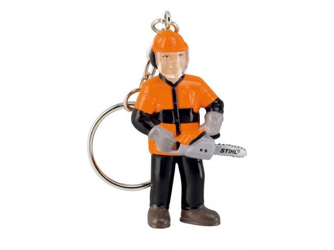 STIHL Klíčenka lesní dělník (6 cm)
